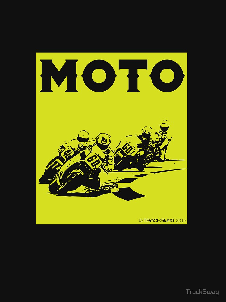 Moto-Lime by TrackSwag