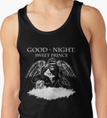 Gute Nacht, süßer Prinz Harambe Tanktop für Männer