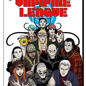 VAMPIRE LEAGUE by AdamsPinto
