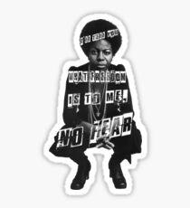 No Fear Nina Sticker