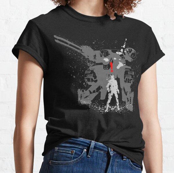 T-shirts le serpent T-shirt classique