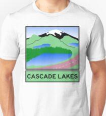 Oregon Scenic Byway - Cascade Lakes Unisex T-Shirt