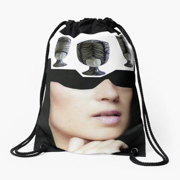 I got my eyes on you Drawstring Bag