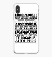 Exorcism iPhone XS Max Cases & Covers | Redbubble