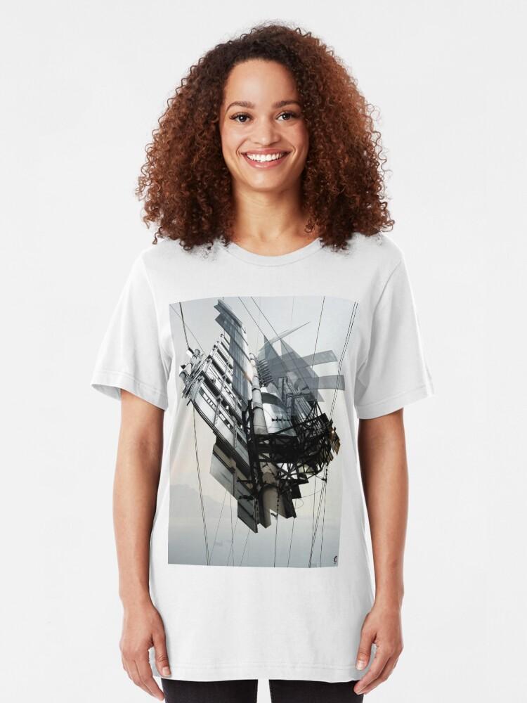 Alternate view of fusion_desire Slim Fit T-Shirt