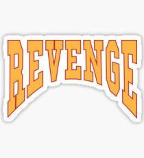 DRAKE REVENGE Sticker