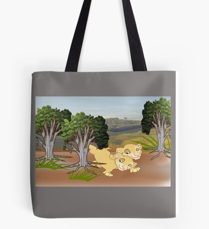 On the look Out for Mum (2013 Views) Tote Bag