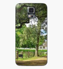 Colonial Williamsburg, Virginia Case/Skin for Samsung Galaxy