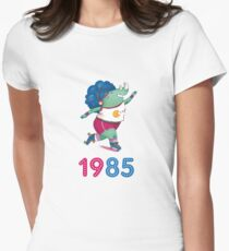 1985 Womens Fitted T-Shirt