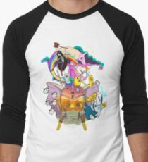 Ancient Psychic Tandem War Elephant  · Adventure Time  T-Shirt