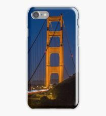 North Tower Golden Gate iPhone Case/Skin