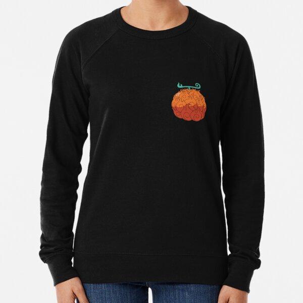 Mera Mera no Mi - Ace/Sabo Devil Fruit Fruit Lightweight Sweatshirt