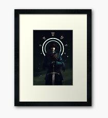 Abhorsen Sabriel Framed Print