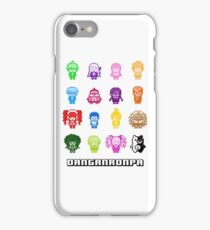 Pixelated Despair iPhone Case/Skin