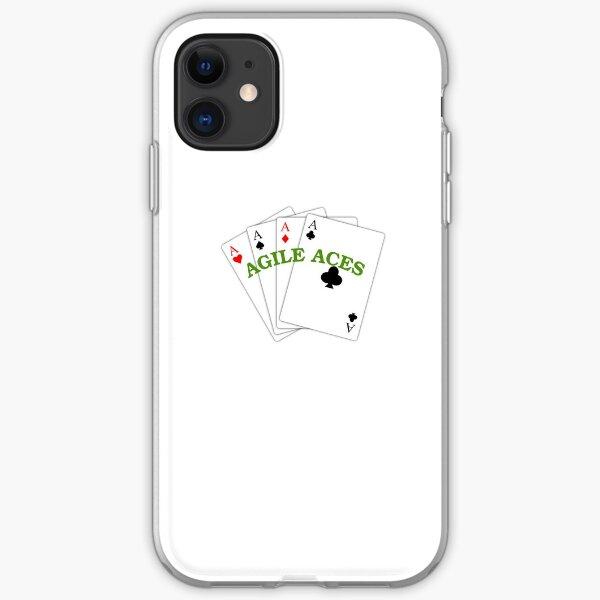 Agile Aces iPhone Soft Case