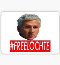 #FreeLochte Sticker