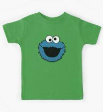 Cookie Monster (3) Kids Tee