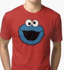 Cookie Monster (3) Tri-blend T-Shirt