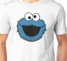 Cookie Monster (3) Unisex T-Shirt