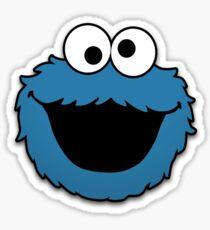 Cookie Monster (3) Sticker