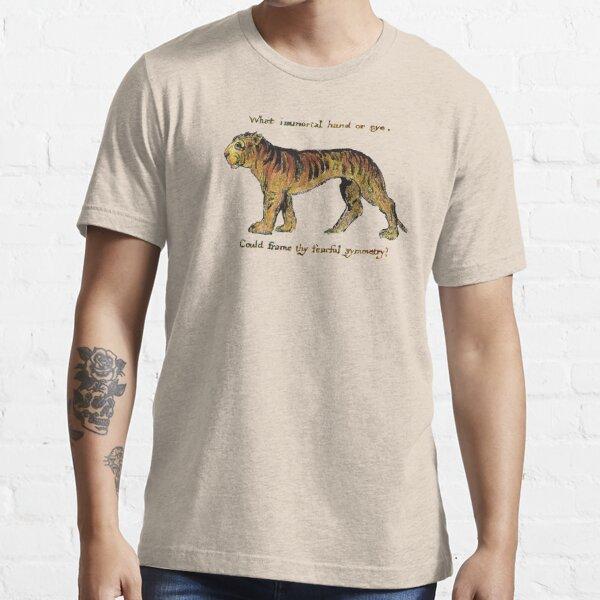 William Blake: Le Tyger T-shirt essentiel
