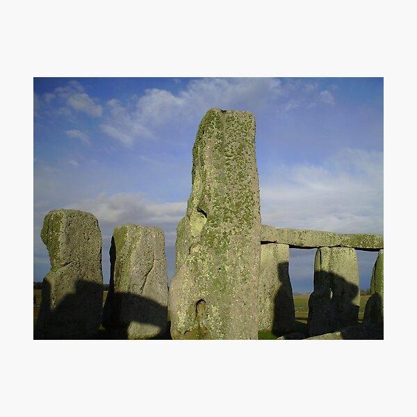 Stonehenge in the Light Photographic Print