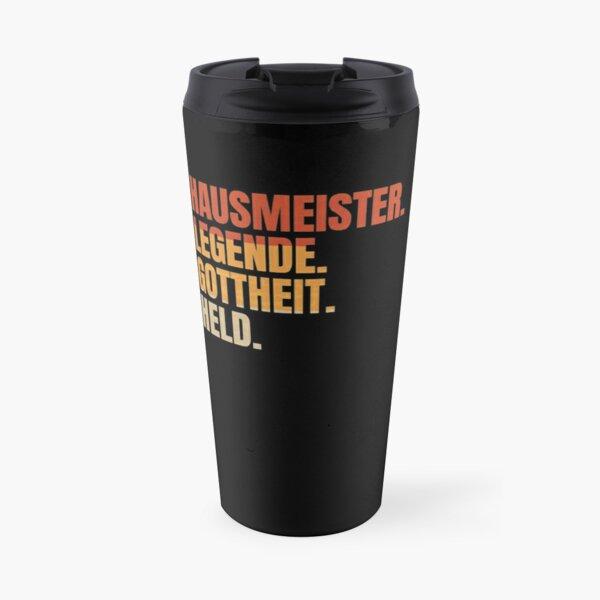 Janitor gift idea Travel Mug