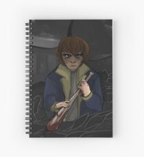 Jonathan Byers - Stranger Things Spiral Notebook