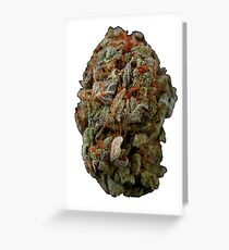 Chronic Bud #3 Greeting Card