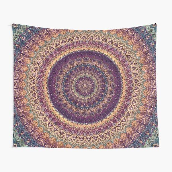 Mandala 108 Tapestry