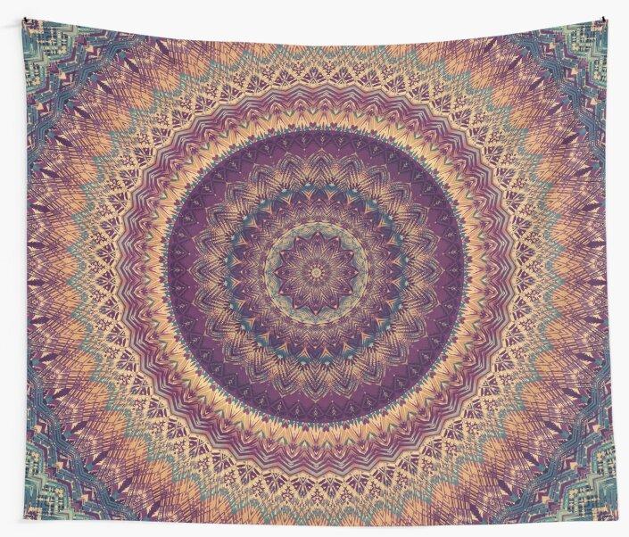 Mandala 108 by PatternsofLife