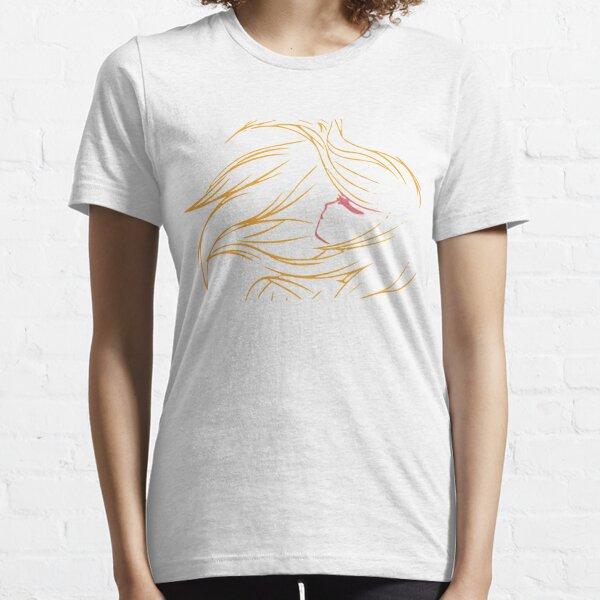 Cartoon Blonde Essential T-Shirt