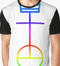 Rainbow Church Of Christ Graphic T-Shirt