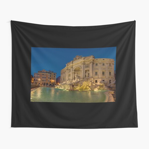 Trevi Fountain, Rome Tapestry