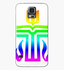 Rainbow Presbyterian Case/Skin for Samsung Galaxy