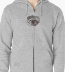 Look of Love Zipped Hoodie