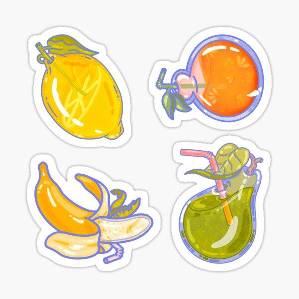 Juicy Snack Pack Sticker