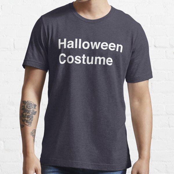 Costume d'Halloween T-shirt essentiel
