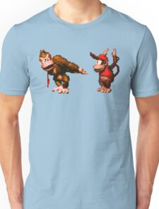 Donkey Kong Country - 5 Low Unisex T-Shirt