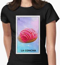 LA CONCHA Women's Fitted T-Shirt