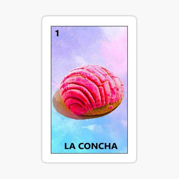 LA CONCHA Sticker