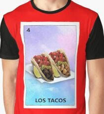 LOS TACOS Graphic T-Shirt