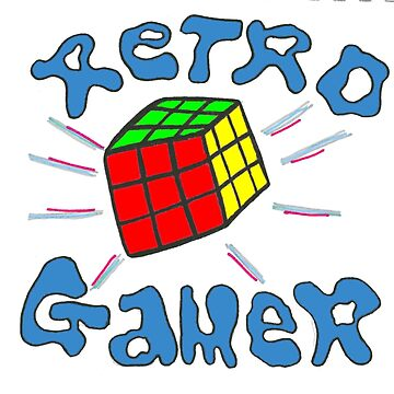 Retro Gamer by thehippievegan