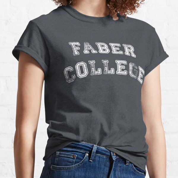 FABER COLLEGE Classic T-Shirt