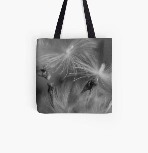 untitled in grey, part 1 Allover-Print Tote Bag