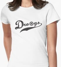 Droogs. Women's Fitted T-Shirt