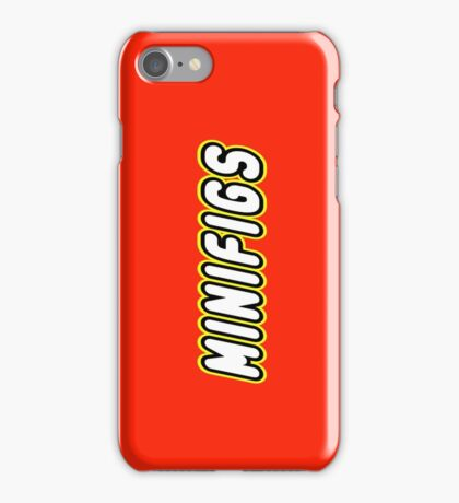 MINIFIGS, Customize My Minifig iPhone Case/Skin