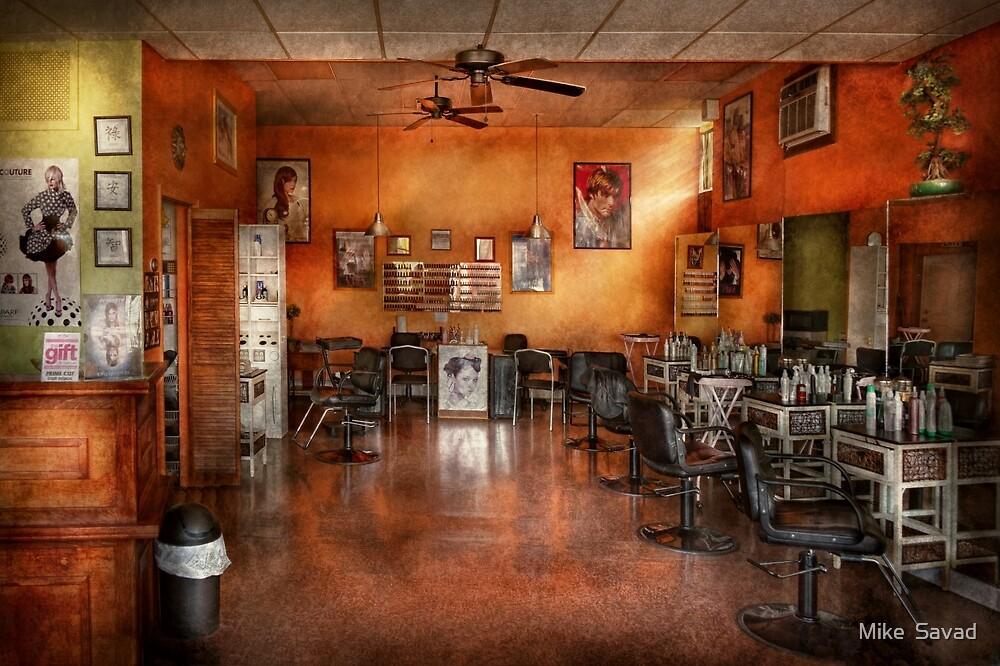 Barber - Union, NJ - The modern salon  by Mike  Savad