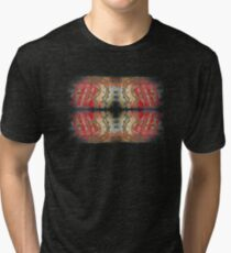 Ali  Name Abstract Calligraphy 1 Tri-blend T-Shirt