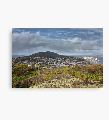 Albany from Mt Melville, Western Australia #2 Canvas Print